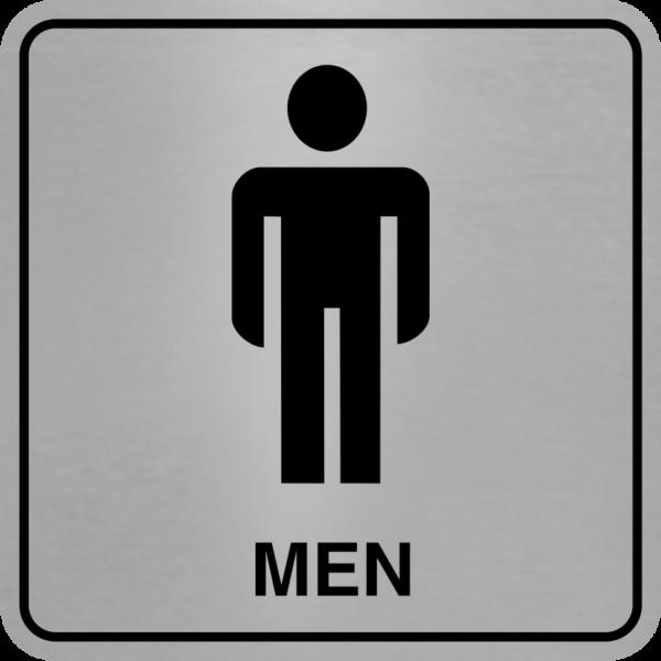placuta toaleta barbati