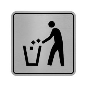 placuta gunoi