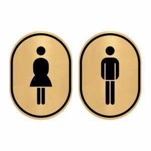 placute toaleta set