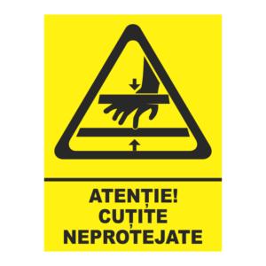 indicator cutite neprotejate