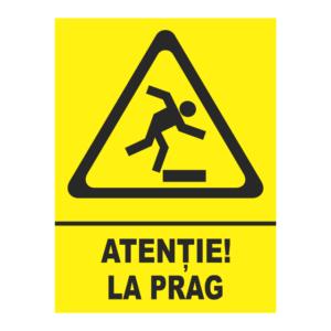 indicator atentie la prag