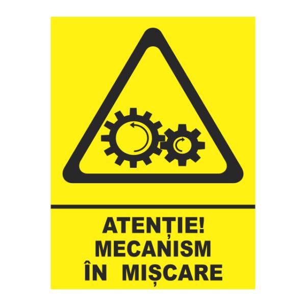 indicator mecanism in miscare