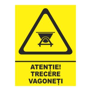 indicator trecere vagoneti