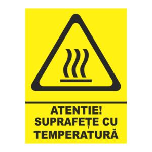 indicator suprafete cu temperaturra