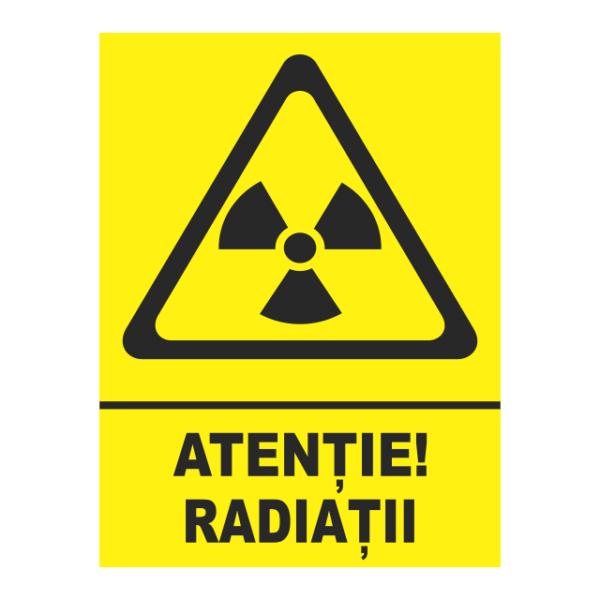 indicator radiatii