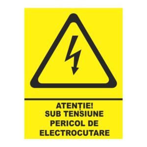 indicator sub tensiune