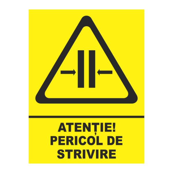 indicator pericol de stivire