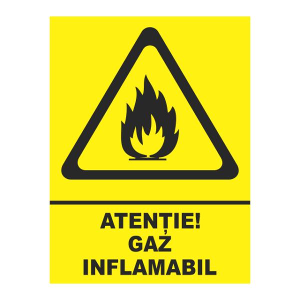 indicator gaz inflamabil