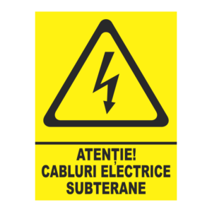 indicator cabluri electrice subterane