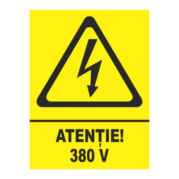 indicator atentie 38 v