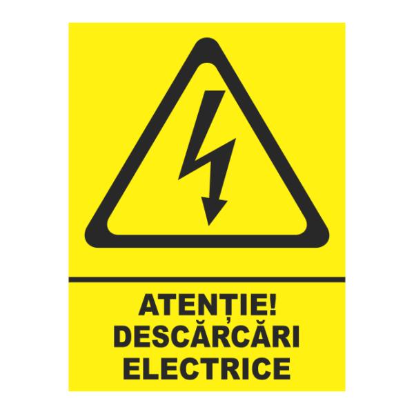 indicator descarcari electrice