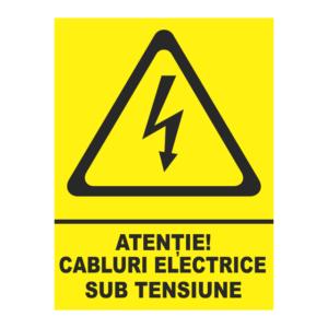 indicator cabluri electrice sub tensiune