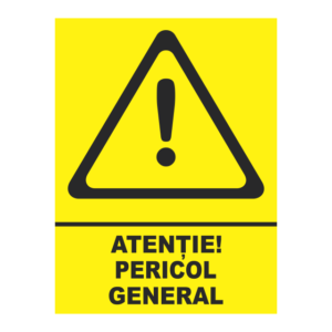 indicator pericol general