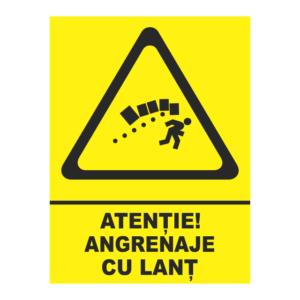 indicator angrenaje cu lant