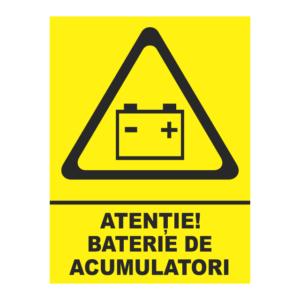 indicator baterie de acumulatori