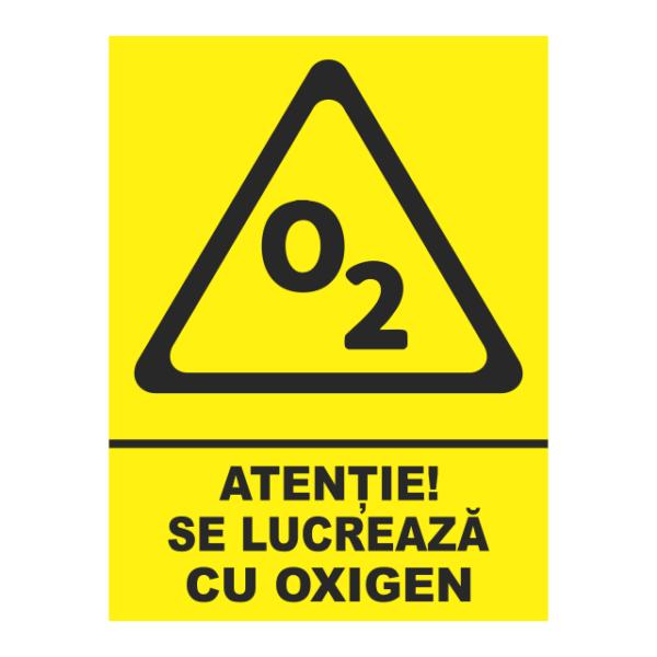 indicator atentie se lucreaza cu oxigen
