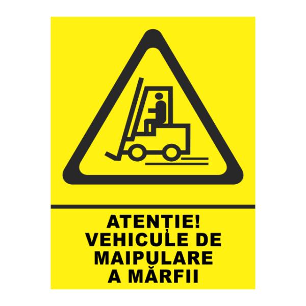 indicator vehicule manipulare a marfii