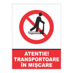 indicator transportatoare