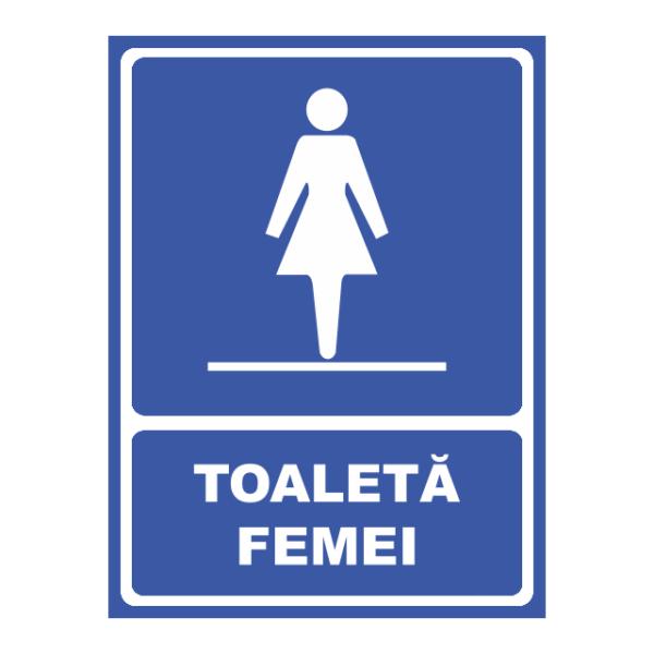 indicator toaleta femei