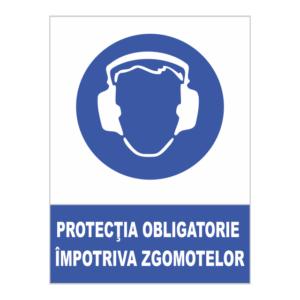 indicator protectie zgomot