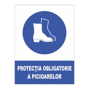 indicator protectie picioare