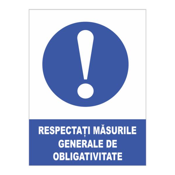 indicator masuri generale obligativitate
