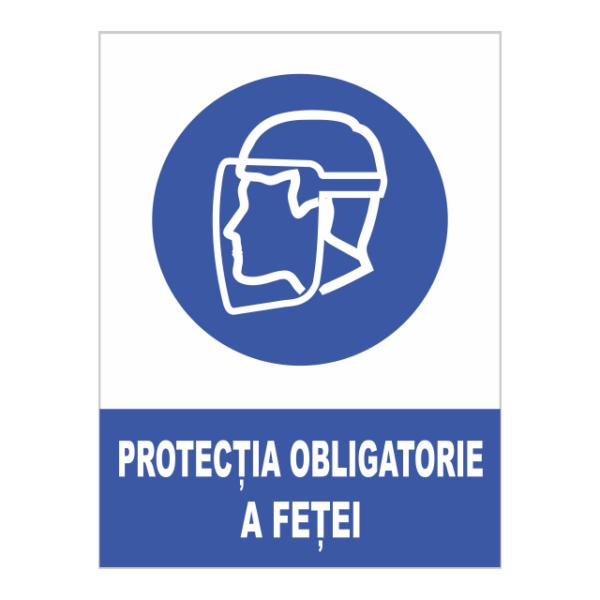indicator protectie fata