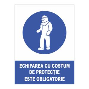 indicator costum protectie