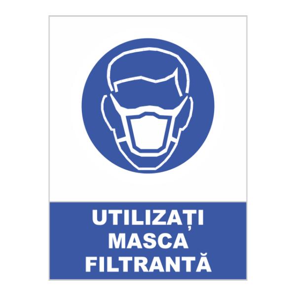 indicator masca filtranta