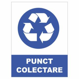 indicator punct colectare
