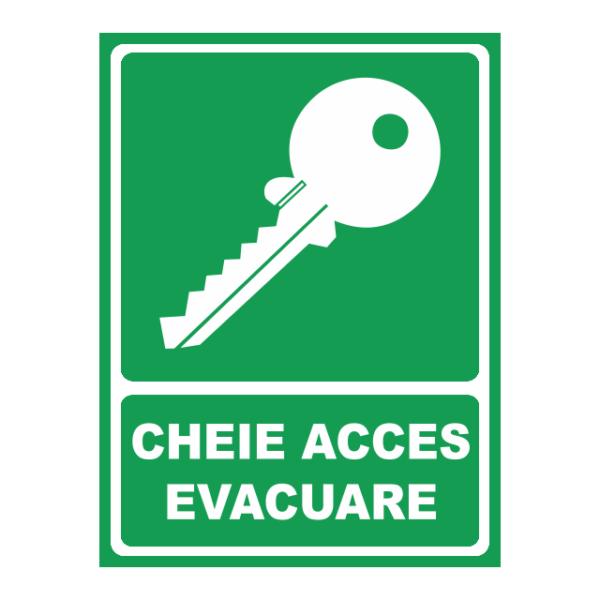 indicator evacuare