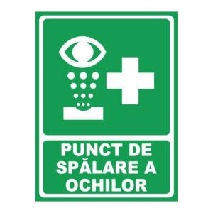 indicator spalare ochi