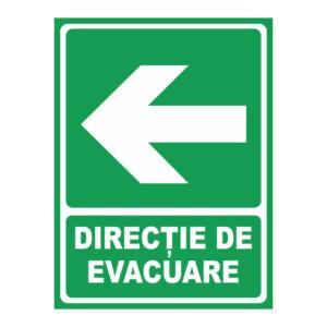 indicator directie