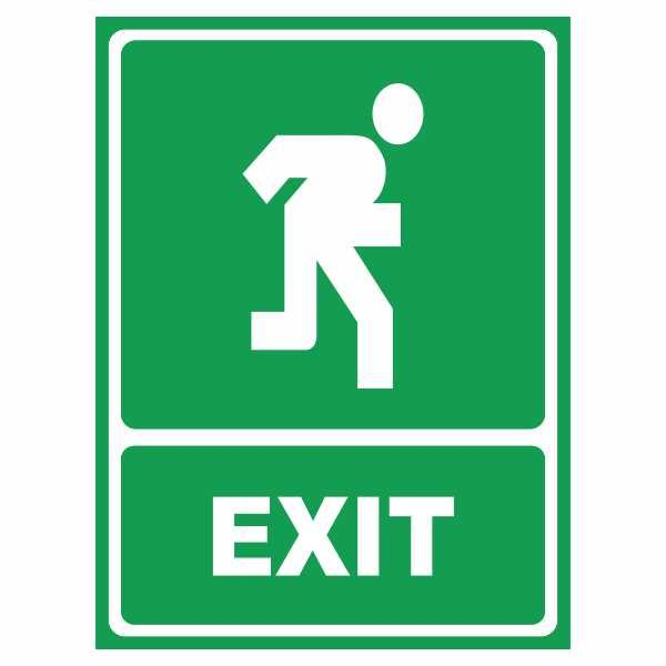 indicator exit