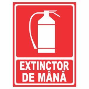 indicator extictor mana