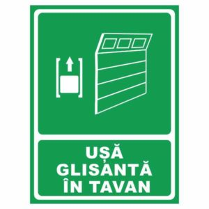 indicator usa glisanta in tavan