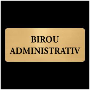 birou administrativ