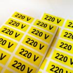 etichete autocolant personalizate