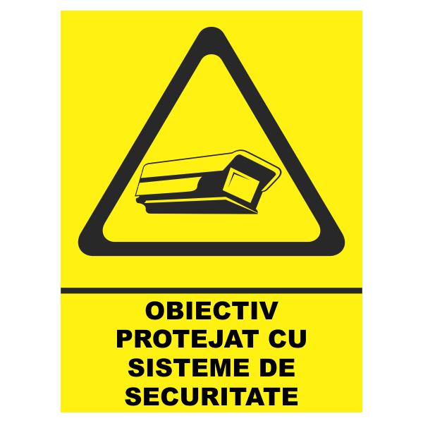 indicator obiectiv protejat cu sisteme de securitate
