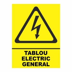 indicator tablou electric general