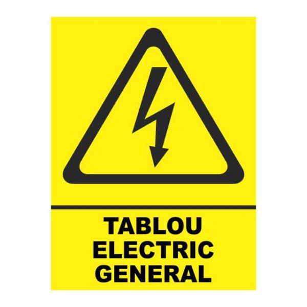 indicator tablou electric general