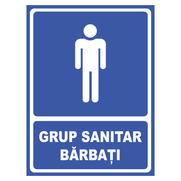 indicator grup sanitar barbati