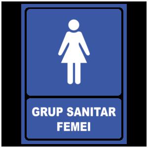 indicator grup sanitar femei