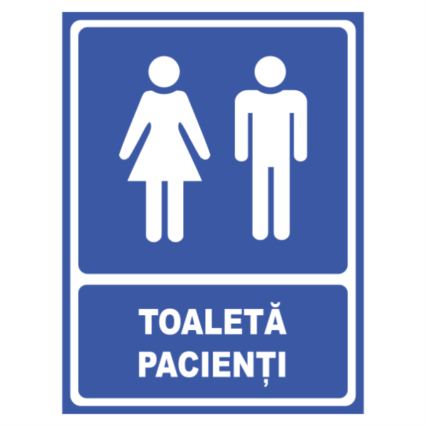 indicator toaleta pacienti