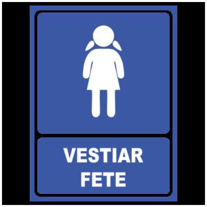 indicator vestiar fete